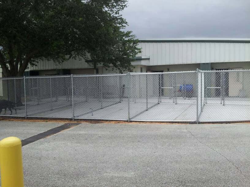 Dog Kennel Fencing Hercules Fence Company