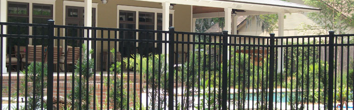 Ocala Decorative Aluminum Fences