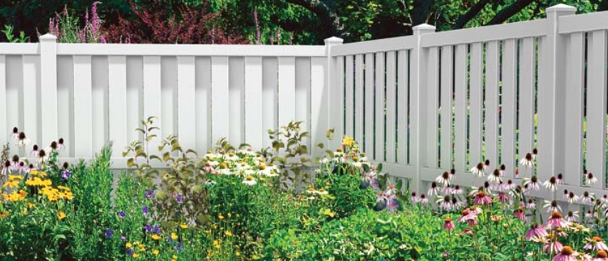 Ocala Vinyl Privacy Fences / PVC Fencing