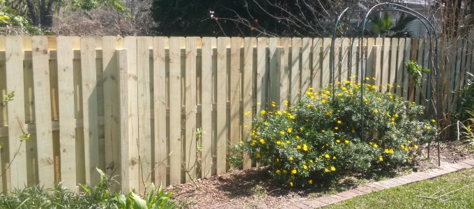 Ocala Wooden Privacy Fences